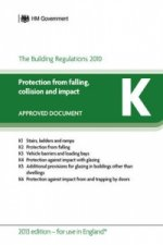 Approved Document K: Protection from Falling, Collision and Impact -( for Use in England)
