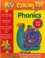 Coming Top: Phonics - Ages 5-6