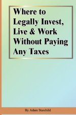 Where to Legally Invest, Live & Work Without Paying Any Taxes