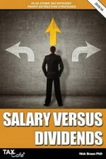 Salary Versus Dividends & Other Tax Efficient Profit Extraction Strategies 2015/16