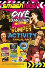 Smash Hits One Direction Activity Annual Bumper Pack