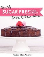 Only Sugar Free Cakes & Bakes Recipes You'll Ever Need!