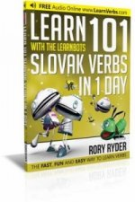 Learn 101 Slovak Verbs in 1 Day with the Learnbots