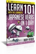 Learn 101 Japanese Verbs in 1 Day with the Learnbots