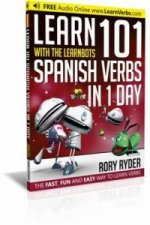 Learn 101 Spanish Verbs in 1 Day with the Learnbots