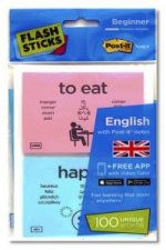 Flashsticks English Beginner Starter Pack