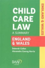 Child Care Law: England and Wales