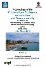Icie 2015 - The Proceedings of the 3rd International Conference on Innovation and Entrepreneurship