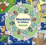 Mandalas for Children: Animals