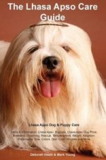 Lhasa Apso Care Guide. Lhasa Apso Dog & Puppy Care Facts & Information