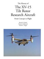 History of the XV-15 Tilt Rotor Research Aircraft