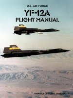 Yf-12a Flight Manual