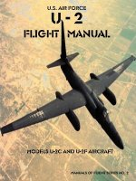 U-2 Flight Manual