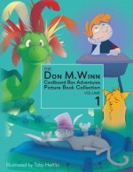 Don M. Winn Cardboard Box Adventures Picture Book Collection Volume One