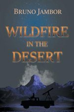 Wildfire in The Desert