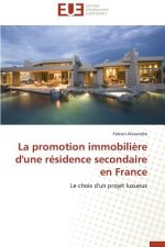 Promotion Immobiliere D'Une Residence Secondaire En France