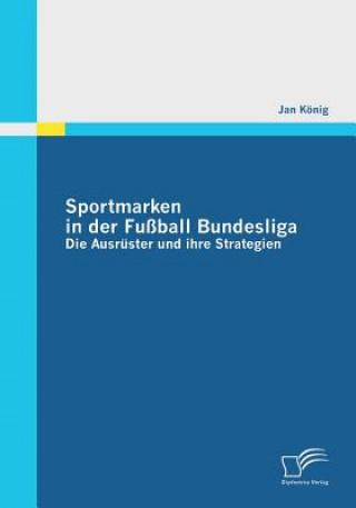 Sportmarken in Der Fussball Bundesliga