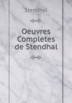 Oeuvres Completes de Stendhal