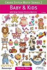Cross Stitch Motif Series 2: Baby & Kids