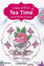 Cross Stitch Tea Time: Sweet Models to Stitch