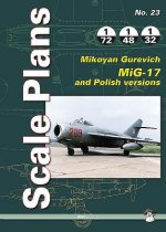 Scale Plans No. 23: Mikoyan Gurevich MIG-17