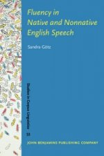 Fluency in Native and Nonnative English Speech