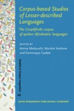Corpus-Based Studies of Lesser-Described Languages