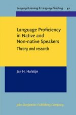 Language Proficiency in Native and Non-Native Speakers