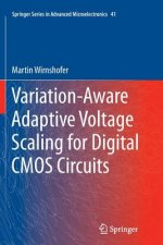 Variation-Aware Adaptive Voltage Scaling for Digital CMOS Circuits