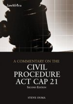 Commentary on the Civil Procedure ACT