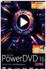 CyberLink PowerDVD 16 Ultra, 1 DVD-ROM