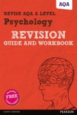 Pearson REVISE AQA A Level Psychology Revision Guide and Workbook