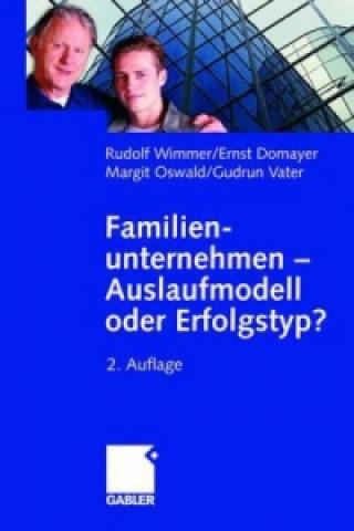 Famillenunternehmen - Auslaufmodell Oder Erfolgstyp?