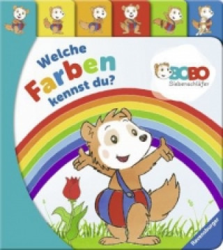 Bobo Siebenschläfer: Welche Farben kennst du?