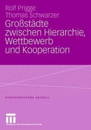 Grossstadte Zwischen Hierarchie, Wettbewerb Und Kooperation