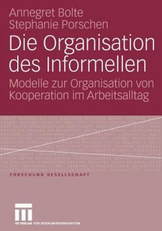 Die Organisation Des Informellen