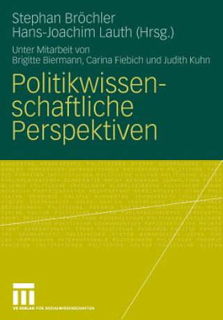 Politikwissenschaftliche Perspektiven