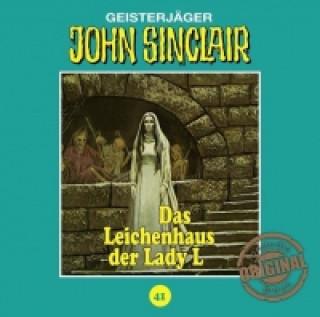 John Sinclair Tonstudio Braun - Das Leichenhaus der Lady L.