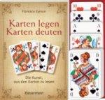 Karten legen - Karten deuten, m. Karten