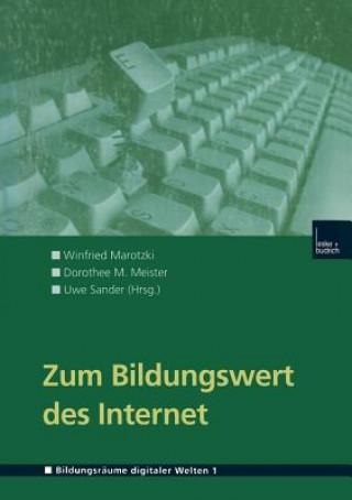 Zum Bildungswert Des Internet