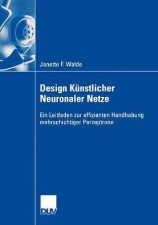 Design K nstlicher Neuronaler Netze