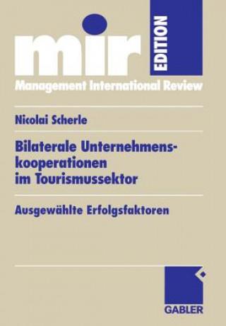 Bilaterale Unternehmenskooperationen Im Tourismussektor
