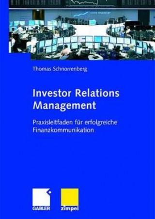 Investor Relations Management