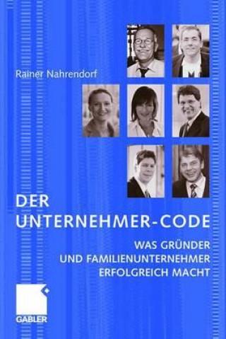 Der Unternehmer-Code