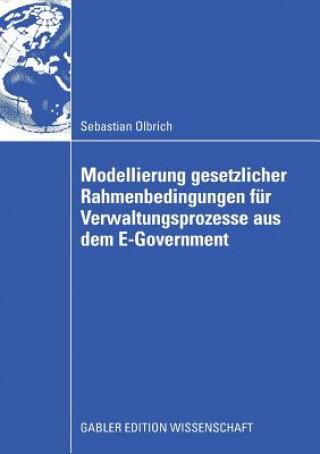 Modellierung Gesetzlicher Rahmenbedingungen F r Verwaltungsprozesse Aus Dem E-Government