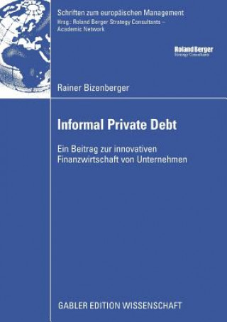 Informal Private Debt