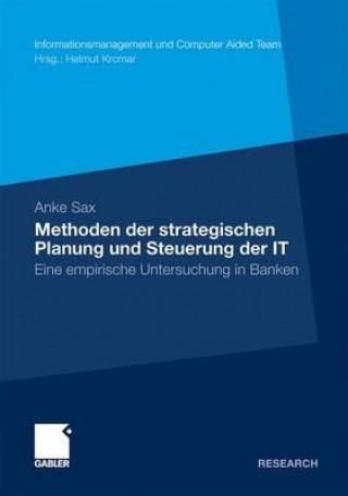 Methoden der strategischen Planung und Steuerung der IT