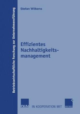 Effizientes Nachhaltigkeitsmanagement