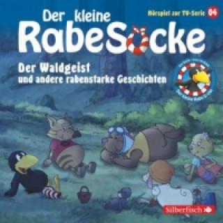 Der kleine Rabe Socke - Der Waldgeist und andere rabenstarke Geschichten