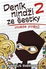 Deník nindži ze šestky 2 - Invaze pirátů